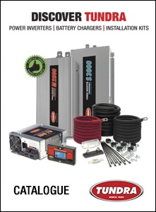 DISCOVER TUNDRA / POWER INVERTERS I BATTERY CHARGERS I INSTALLATION KITS / Catalogue